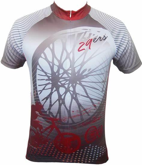 Branded Cycling Shirts